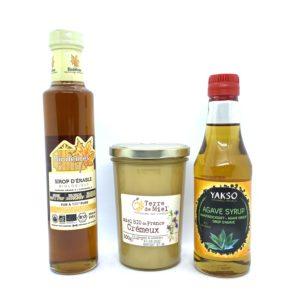 Sucre et produits sucrants