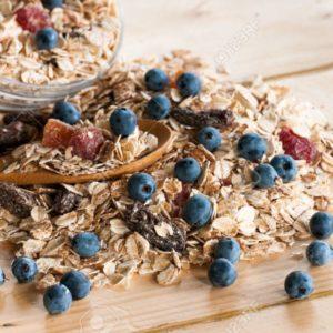 Céréales petit déjeuner vrac